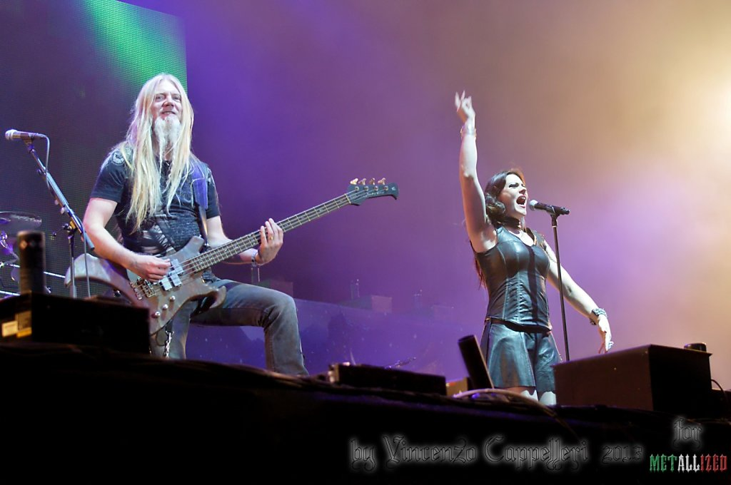 Nightwish @ M'Era Luna 2013
