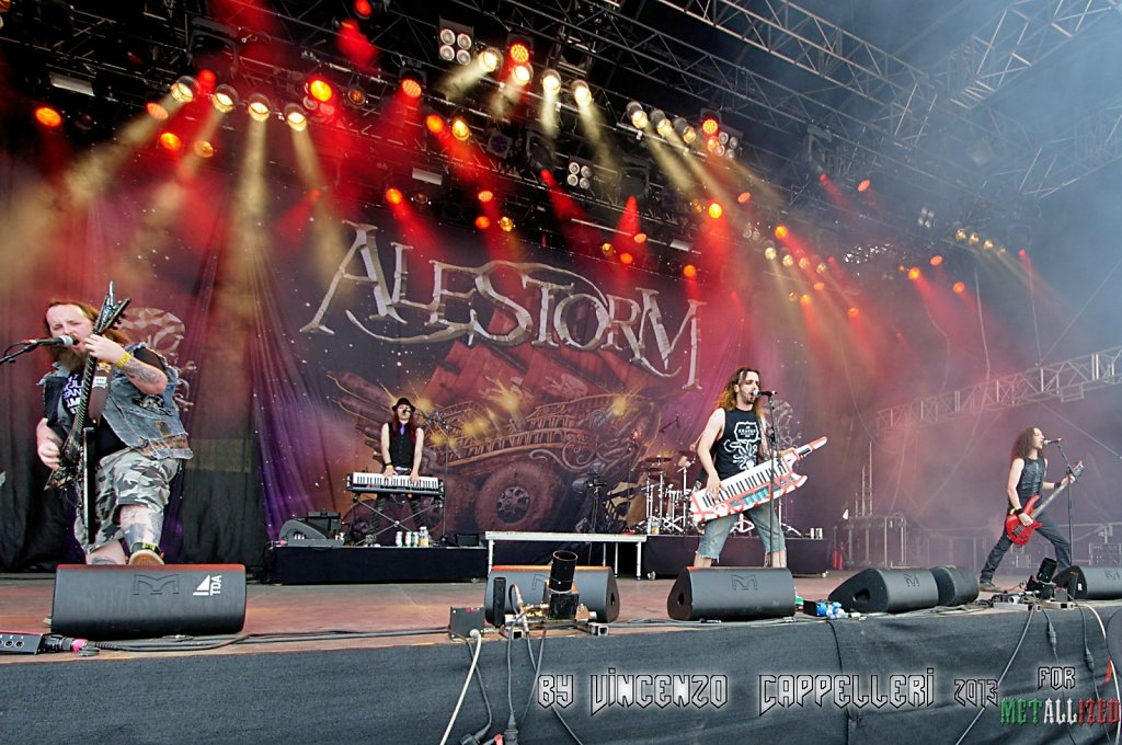 Alestorm @ Summer Breeze 2013