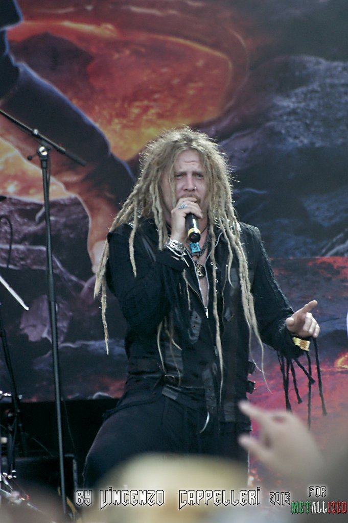 Korpiklaani @ Summer Breeze 2013