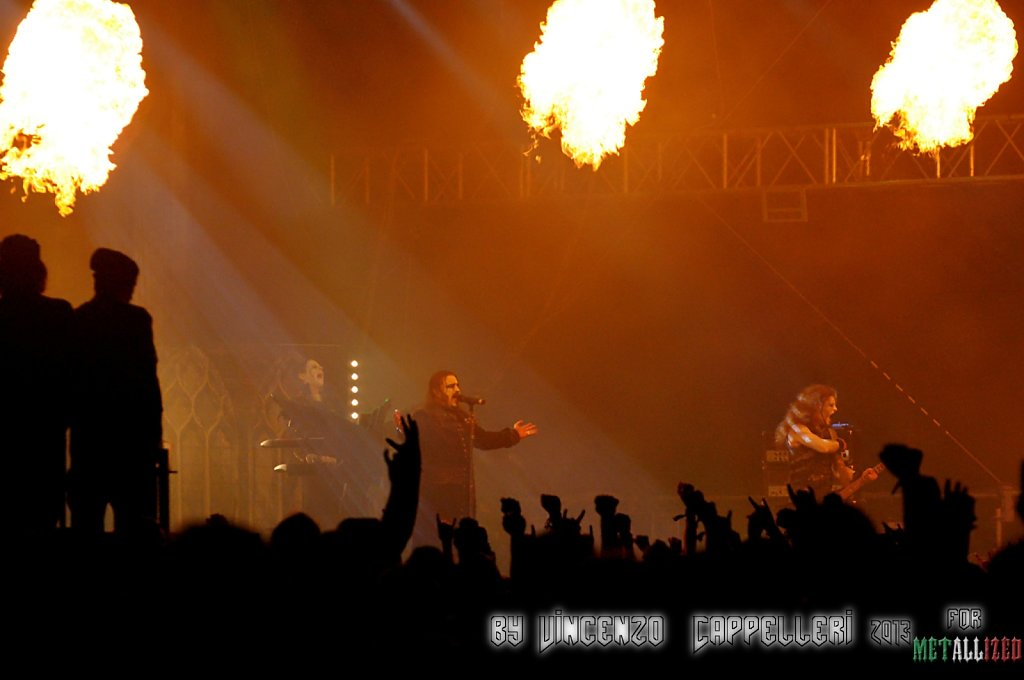 Powerwolf @ Summer Breeze 2013