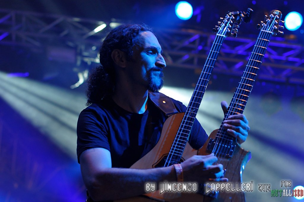 Orphaned Land @ Summer Breeze 2013