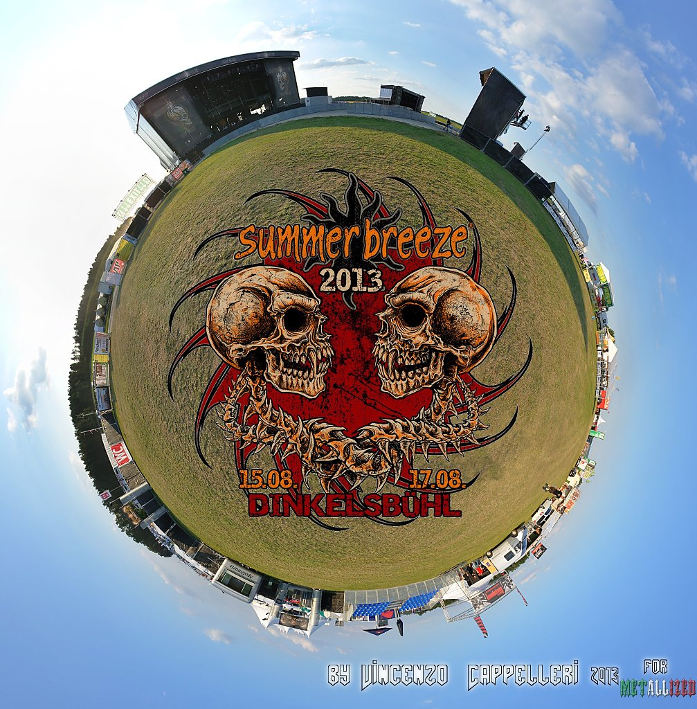 Planet Summer Breeze 2013