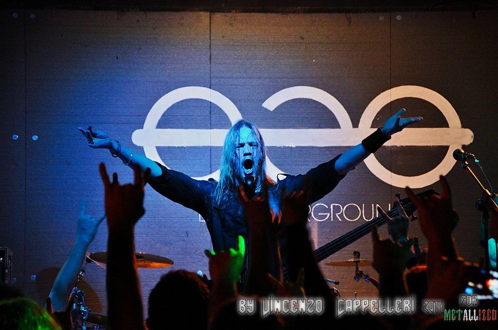 Månegarm @ E20 Underground 2014