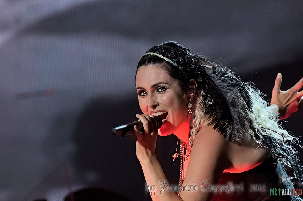 Within Temptation @ M'Era Luna 2014