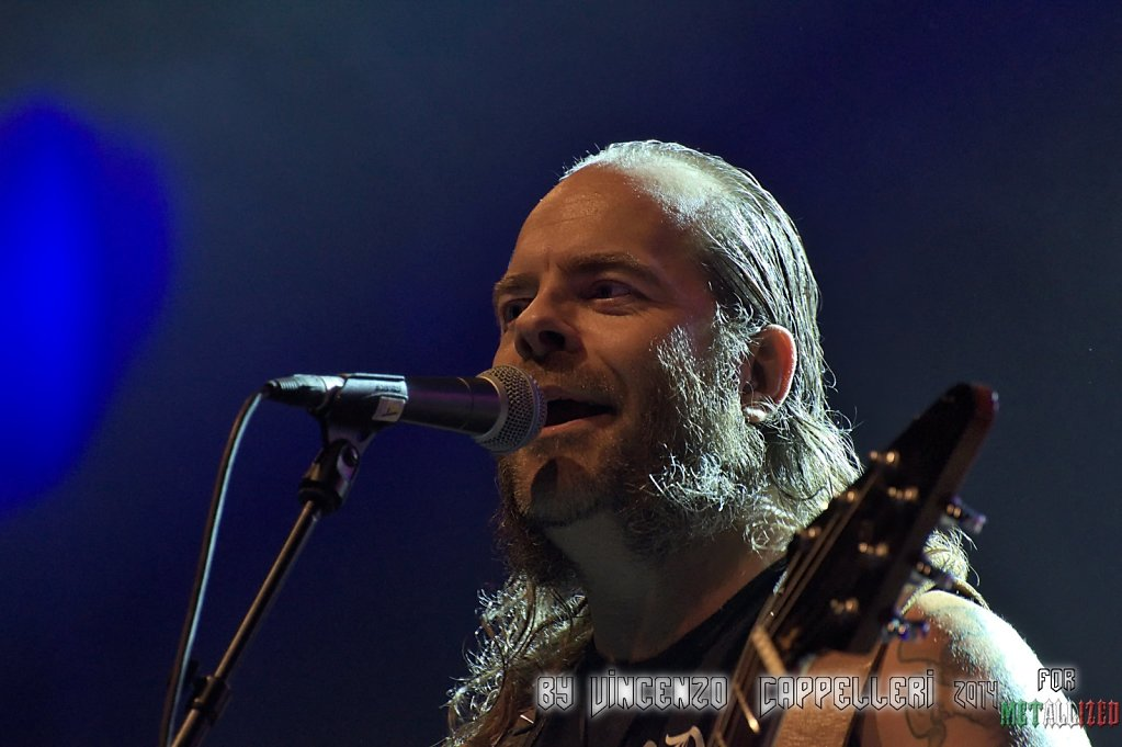 Grand Magus @ Summer Breeze 2014