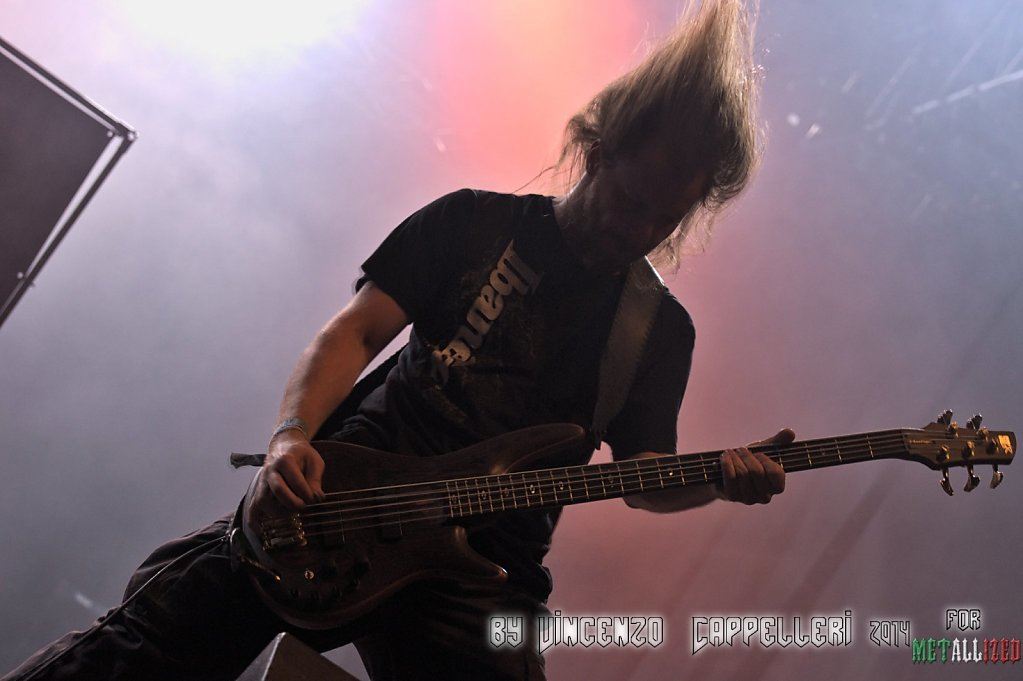 Decapitated @ Summer Breeze 2014