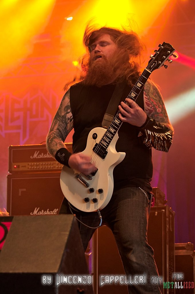 Skeletonwitch @ Summer Breeze 2014