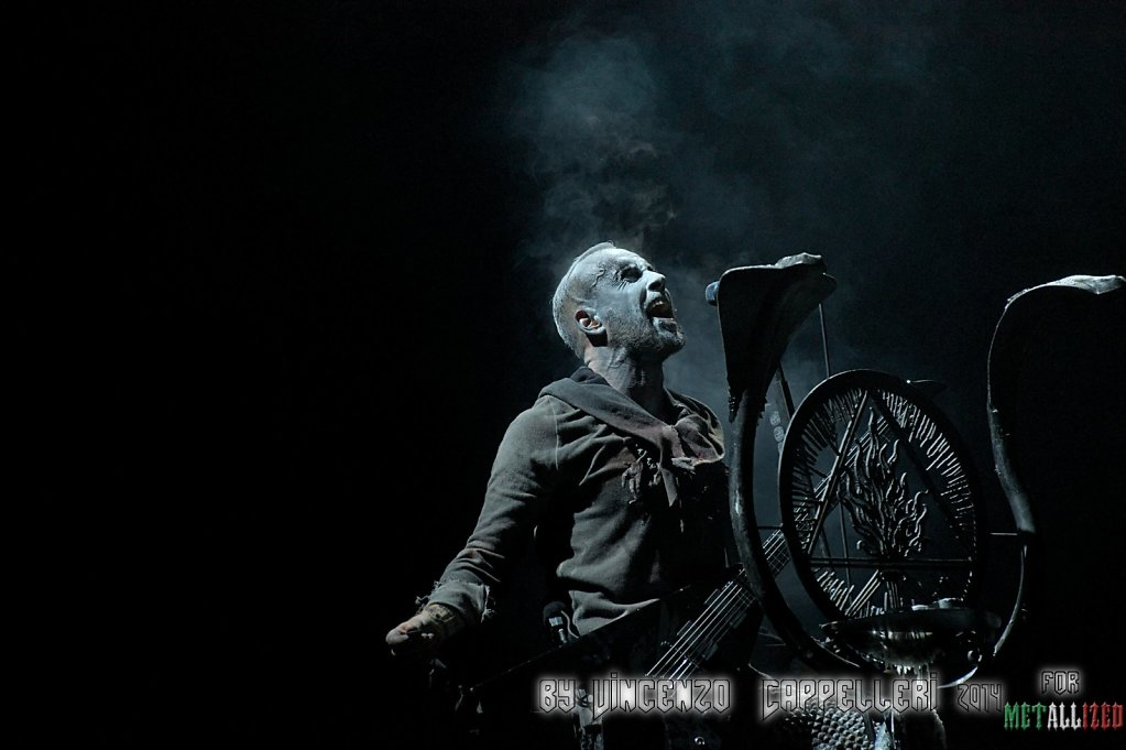 Behemoth @ Summer Breeze 2014