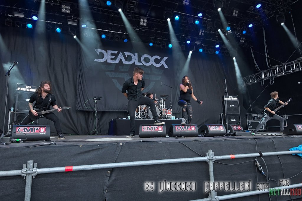 Deadlock @ Summer Breeze 2014