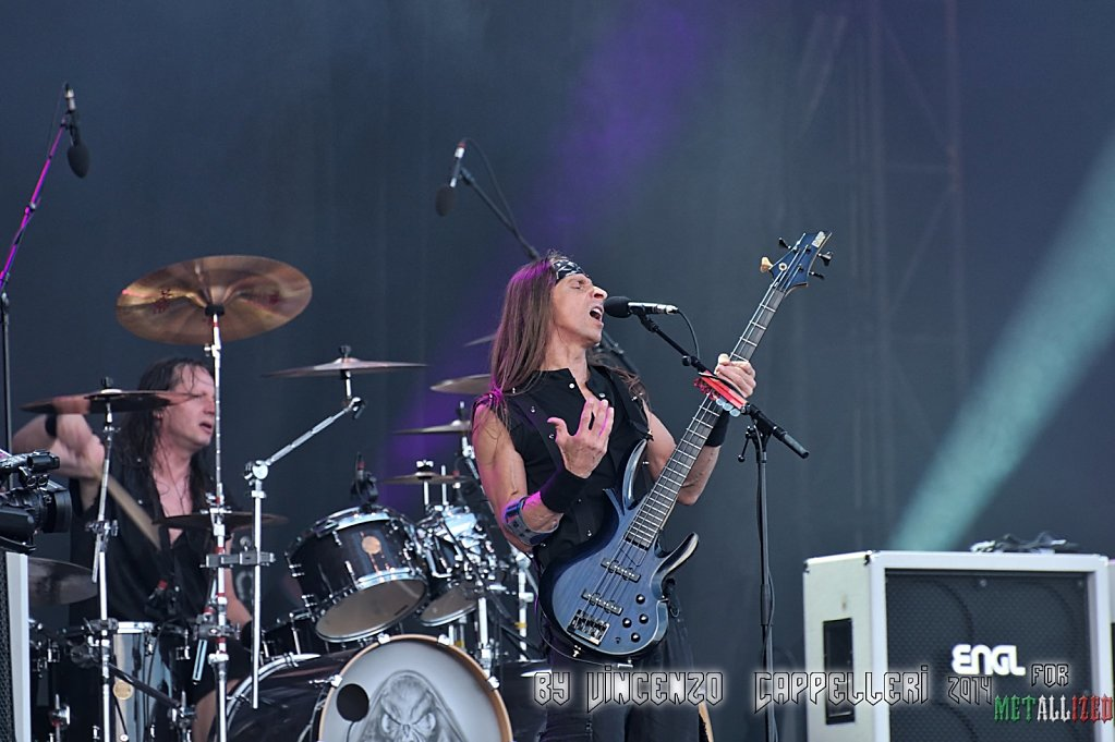 Gamma Ray @ Summer Breeze 2014