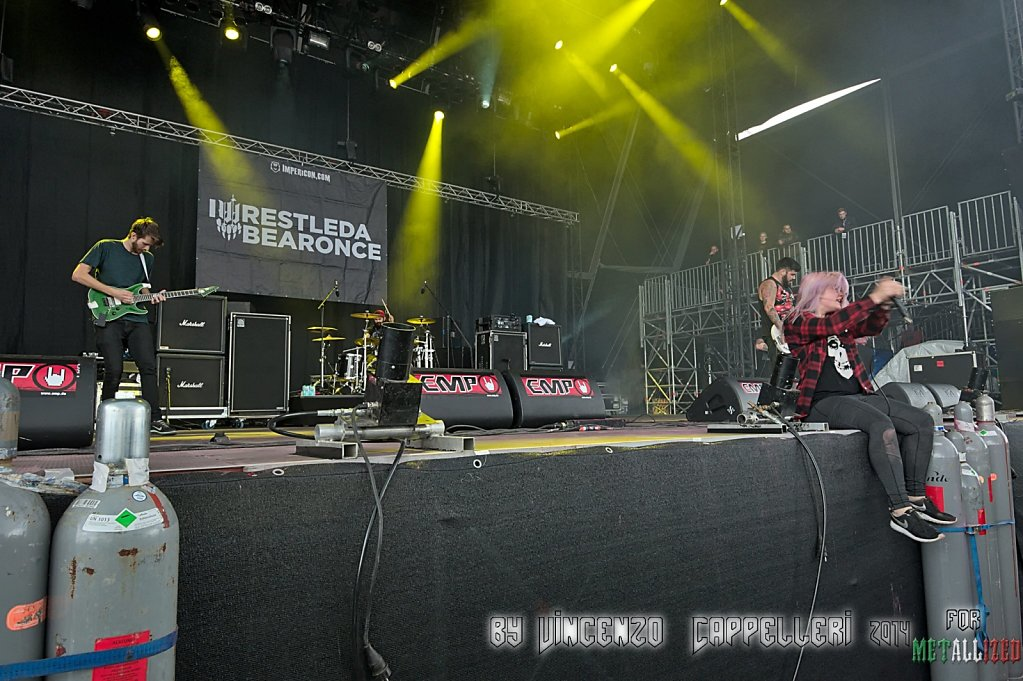 IWrestledABearOnce @ Summer Breeze 2014