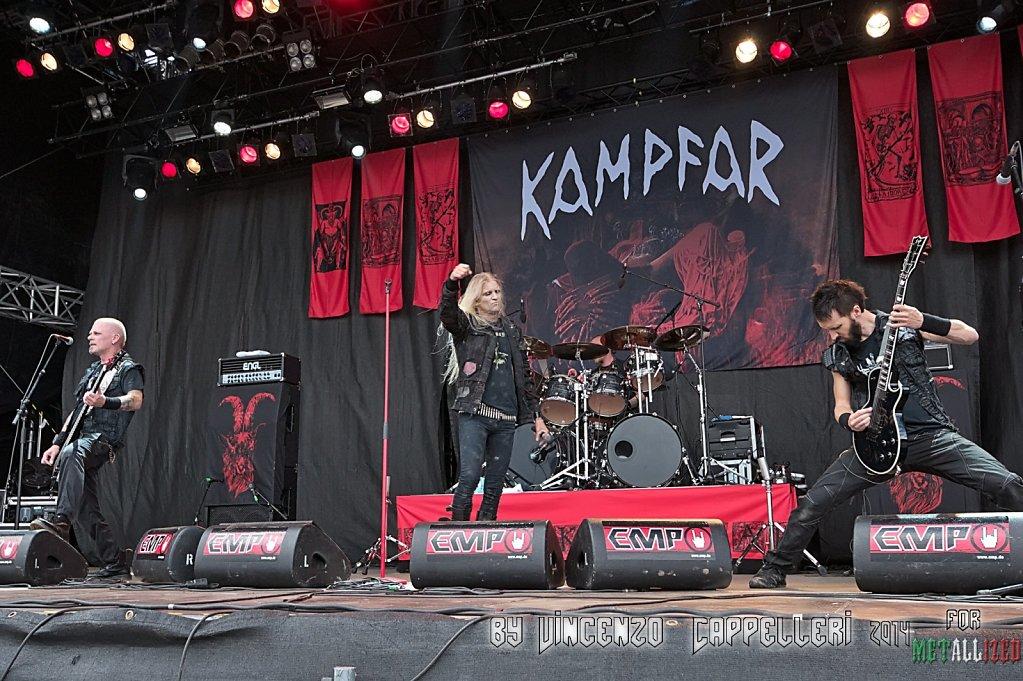 Kampfar @ Summer Breeze 2014
