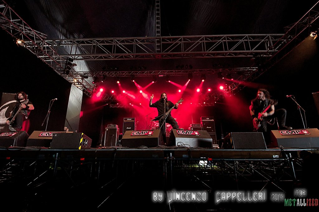 Rotting Christ @ Summer Breeze 2014