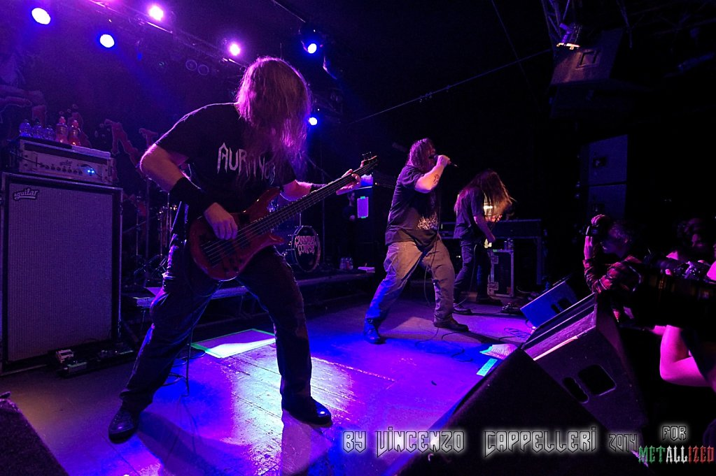 Cannibal Corpse @ New Age 2014