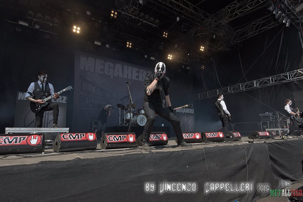 Megaherz @ Summer Breeze 2015