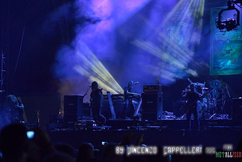 Opeth @ Summer Breeze 2015