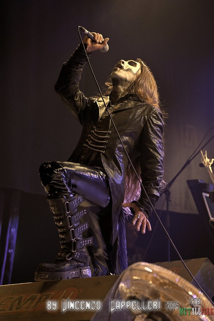 Carach Angren @ Summer Breeze 2015