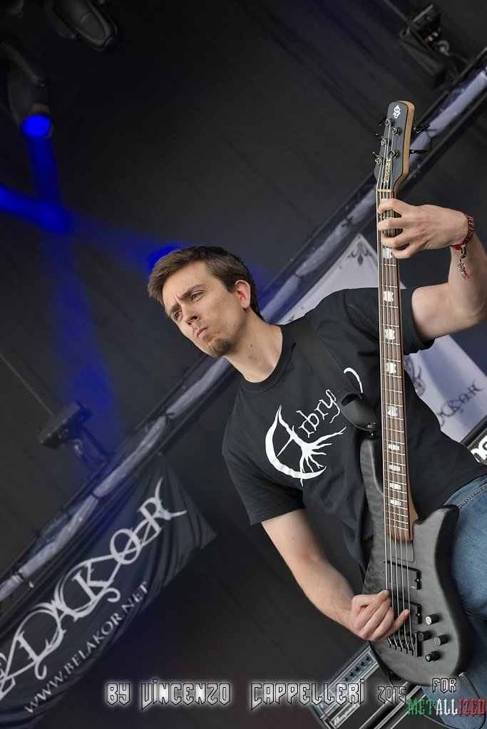 Be'lakor @ Summer Breeze 2015