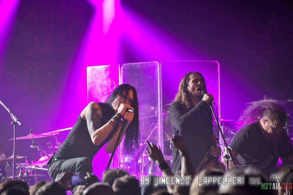 Ne Obliviscaris @ New Age 2015