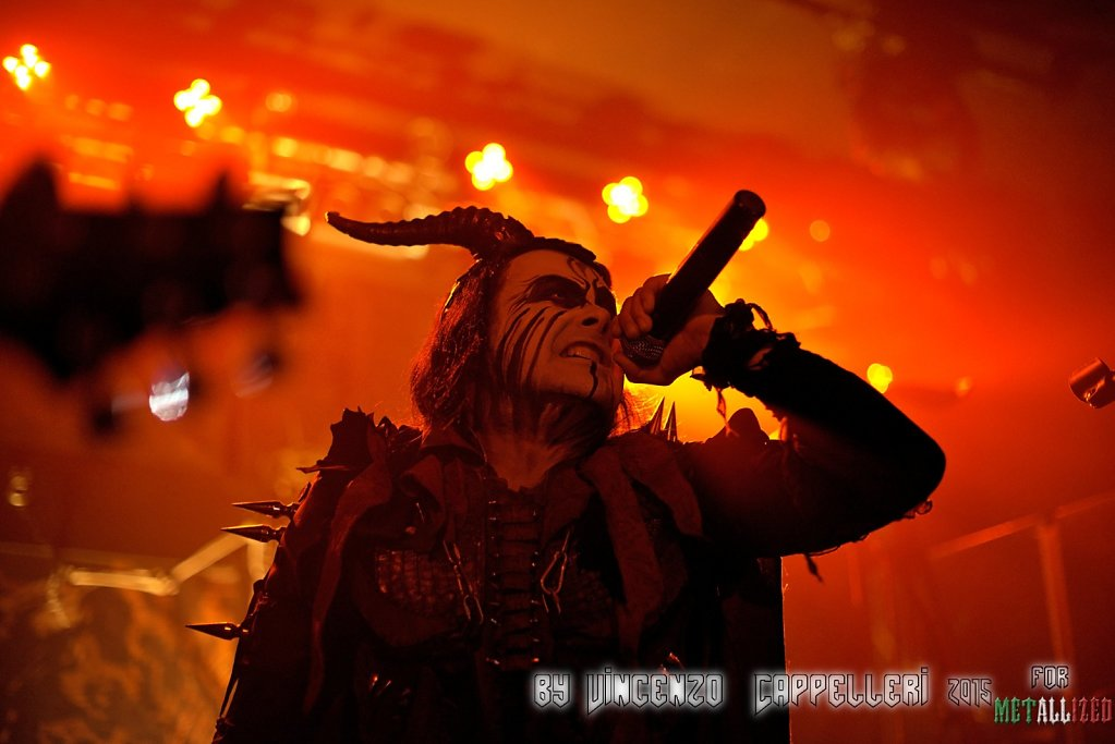 Cradle of Filth @ New Age 2015